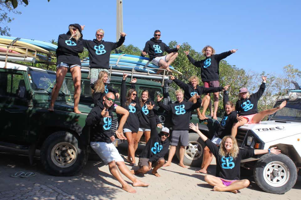Surfcamp Crew
