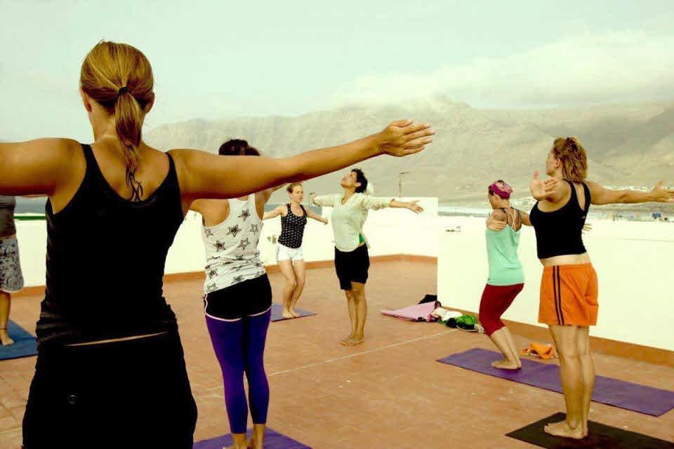 Yoga Lanzarote