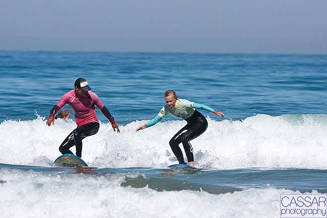 Arrifana Surfkurse Wellenreiten