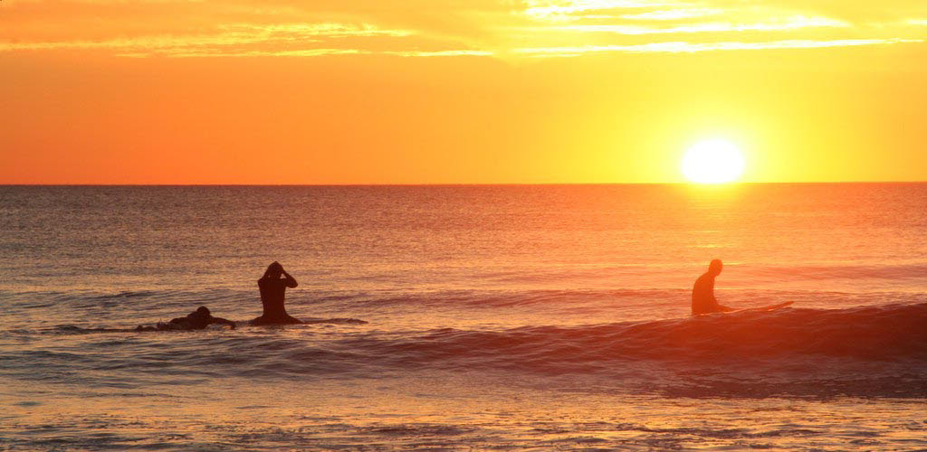 Surfcamp Carcans Frankreich