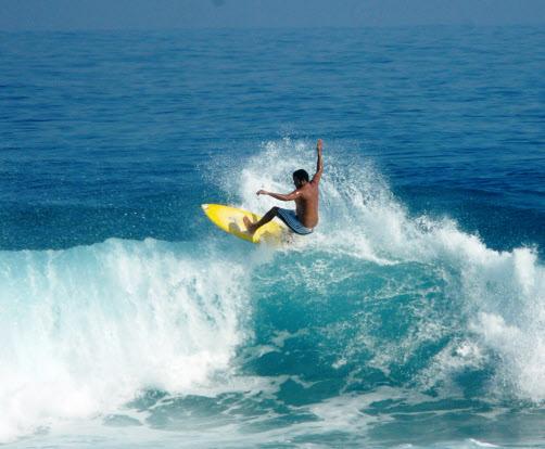 Surfurlaub Surfcamps Surfen lernen