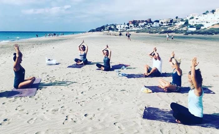 Costa Calma Yoga