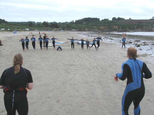 Surfkurs Bretagne