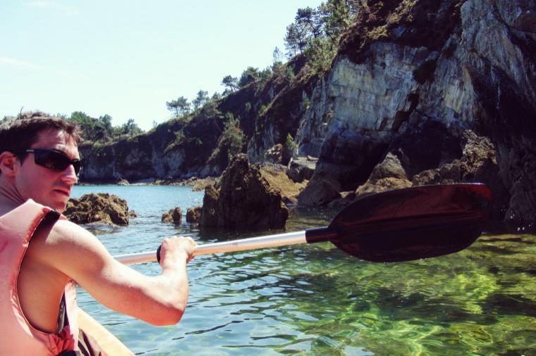 Kanu Trip Bretagne