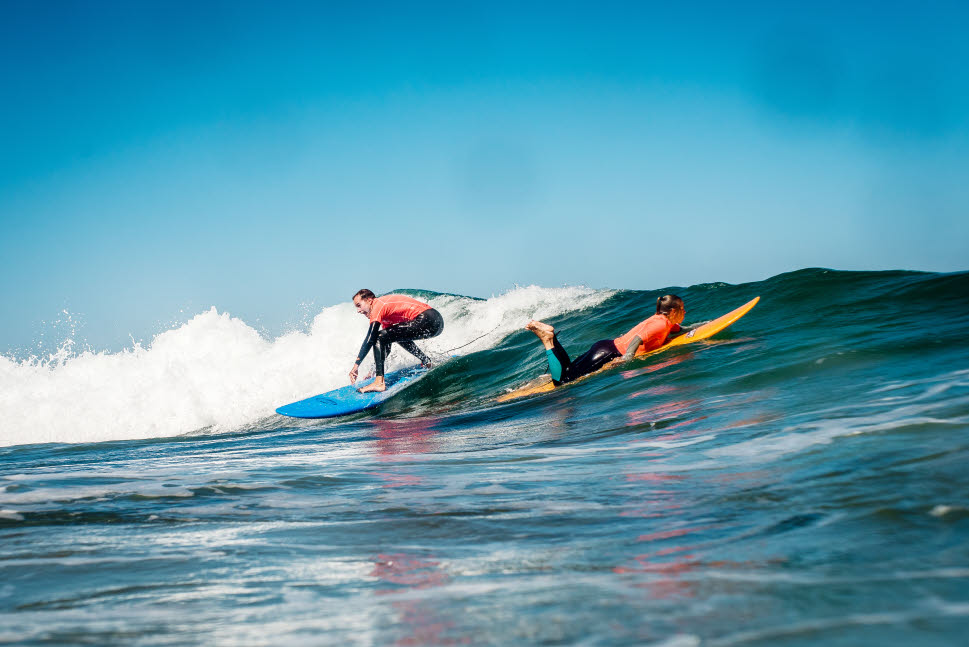 Neues Surfcamp Ericeira