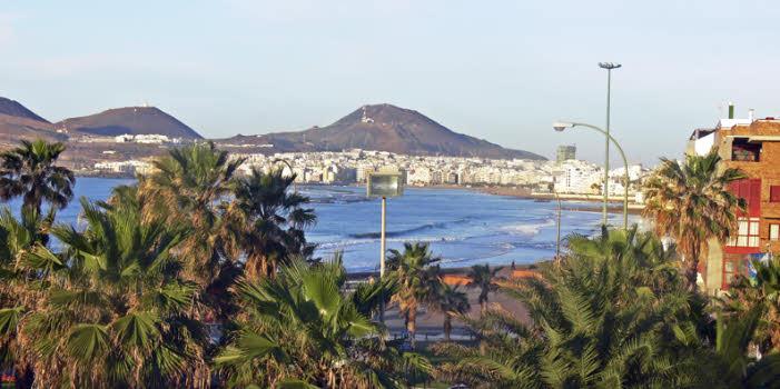Las Canteras Las Palmas