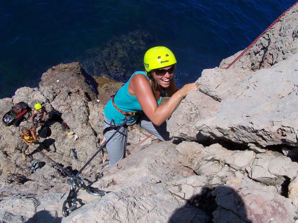 Kletterkurs Algarve