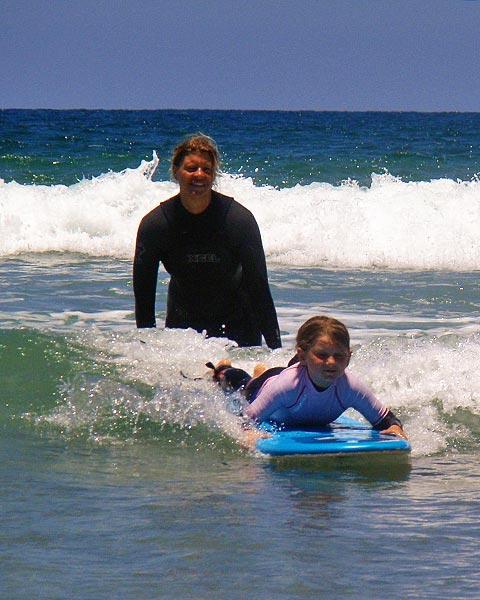 Kinder Surfkurs Famara