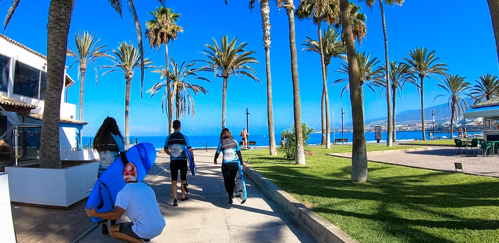 Surfschule Las Americas