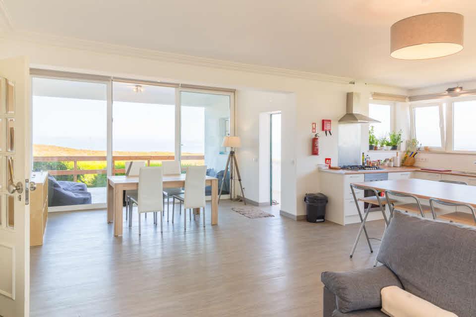 Küche Surfhaus