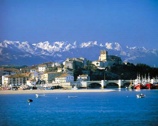 St. Vicente Nordspanien