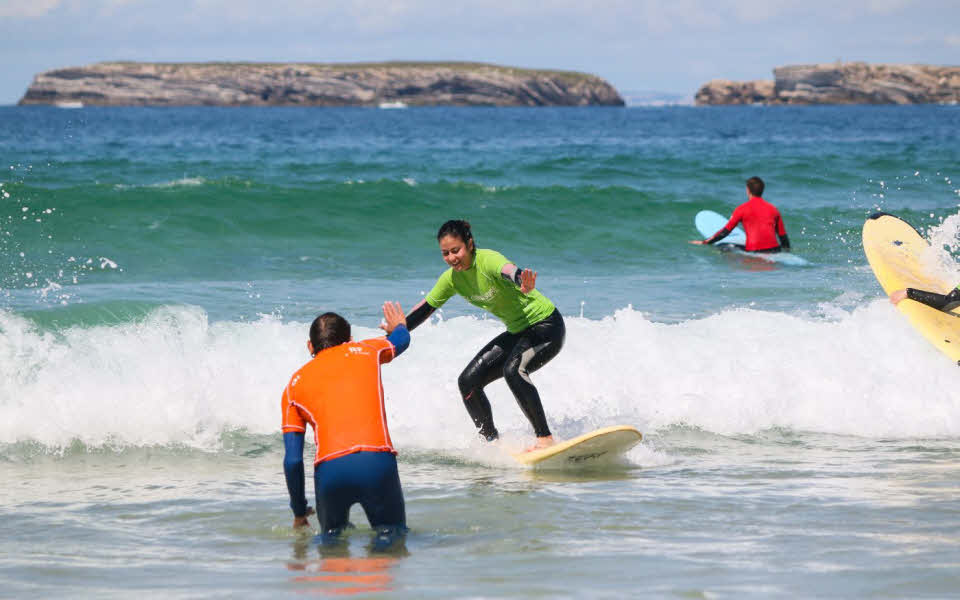 Surfcamps Surfreisen