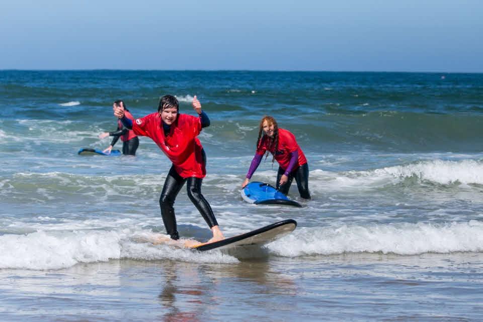 Wellenreiten Arrifana