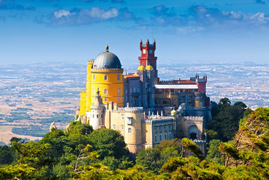 Ausflug nach Sintra