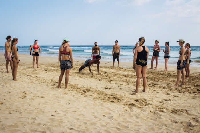 Surf-Fitness Sri Lanka