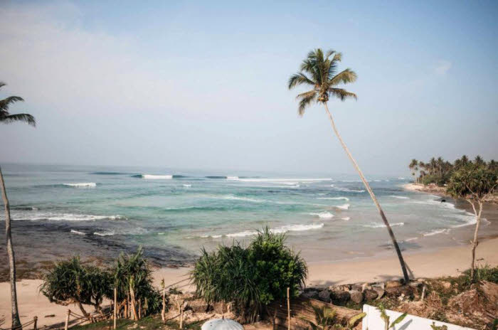 Surfspots Sri Lanka