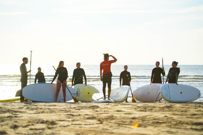 Zandvoort SUP