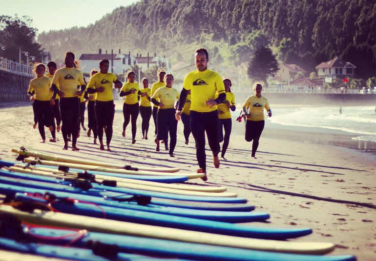 Surfen Ribadesella