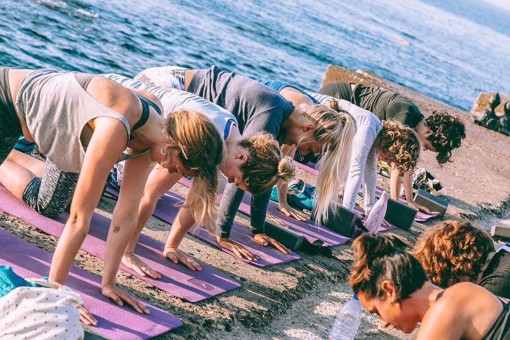 Surf und Yoga Urlaub