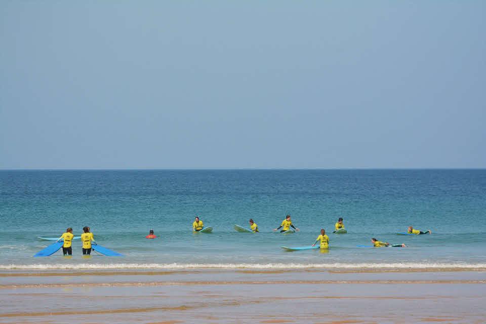 Surfschule Algarve Arrifana