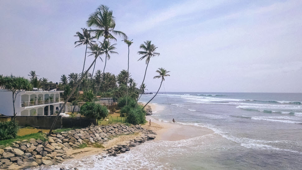 Surfcamp in Sri Lanka