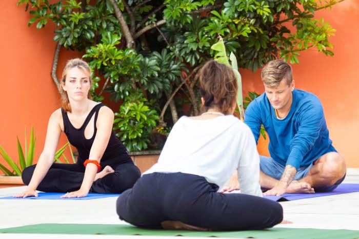 Yoga Azoren