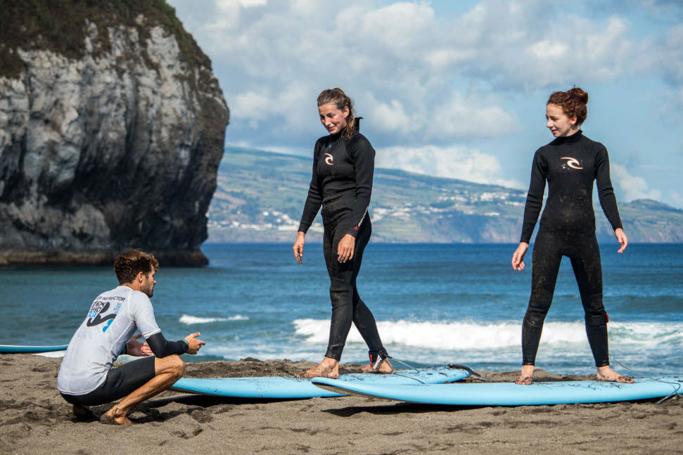 Surfschule Azoren