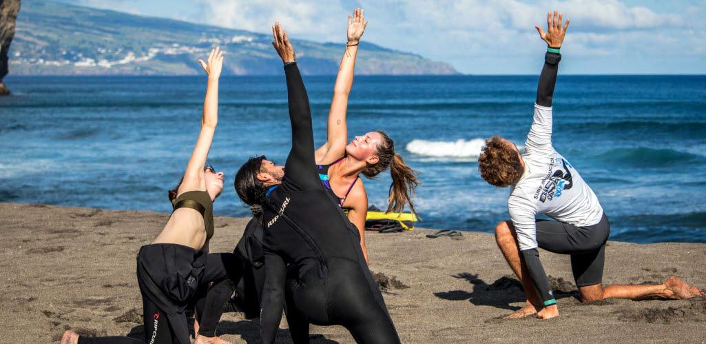 Azoren Surfcamp