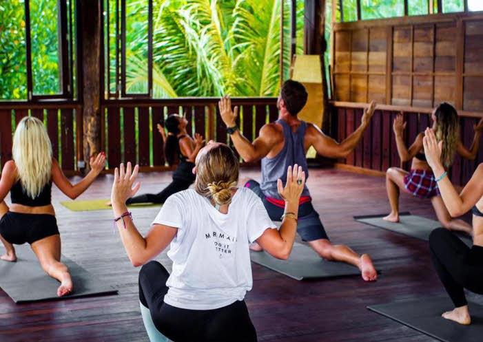 canggu yogakurs