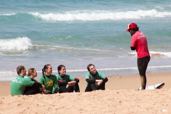 Surfen lernen Canos de Meca