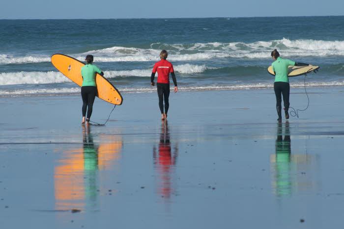 Surfschule Canos de Meca