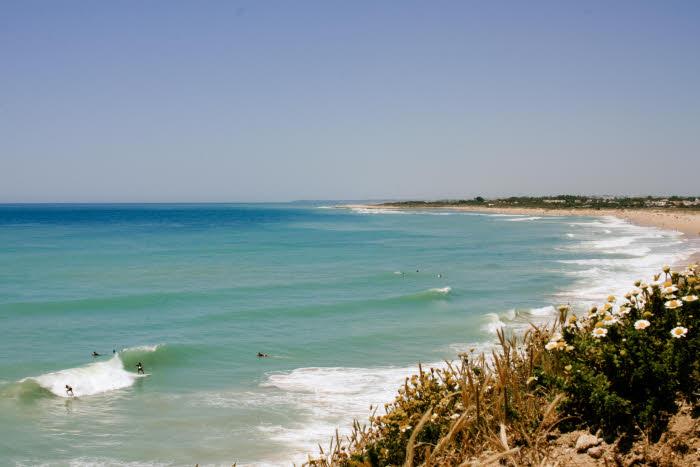 Surfspot Canos de Meca