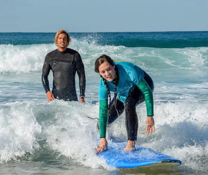 Surfen Guincho