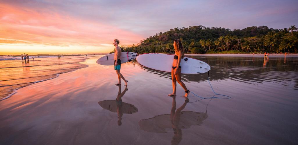 Costa Rica Surfcamp