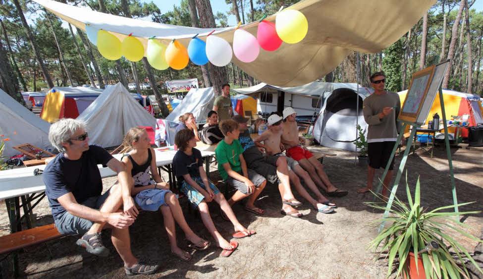 Familie Surfcamp