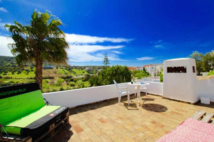 Surfurlaub Familie Algarve