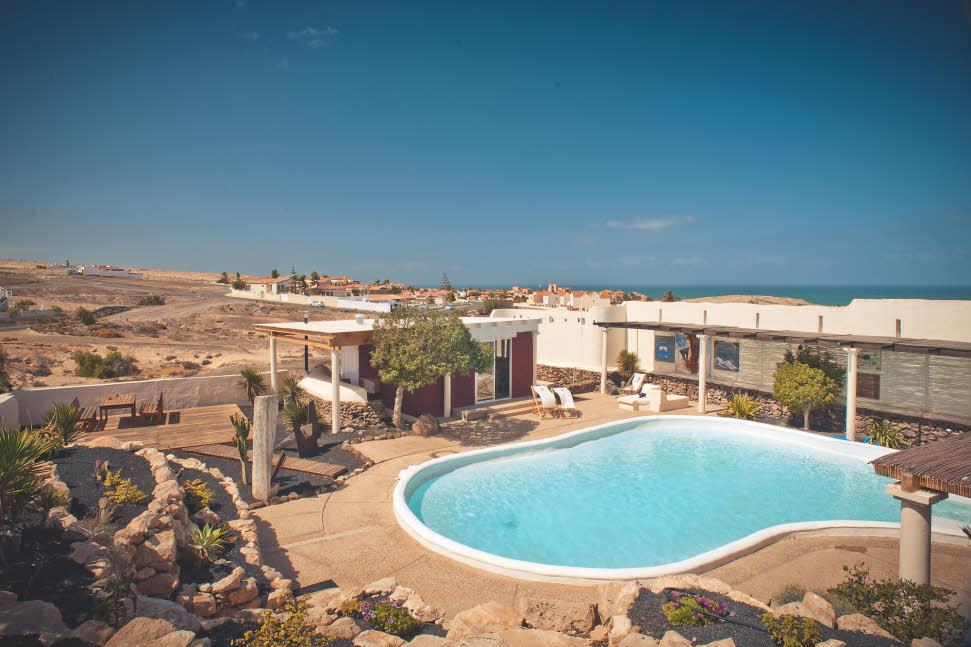 Surfcamp im Süden von Fuerteventura