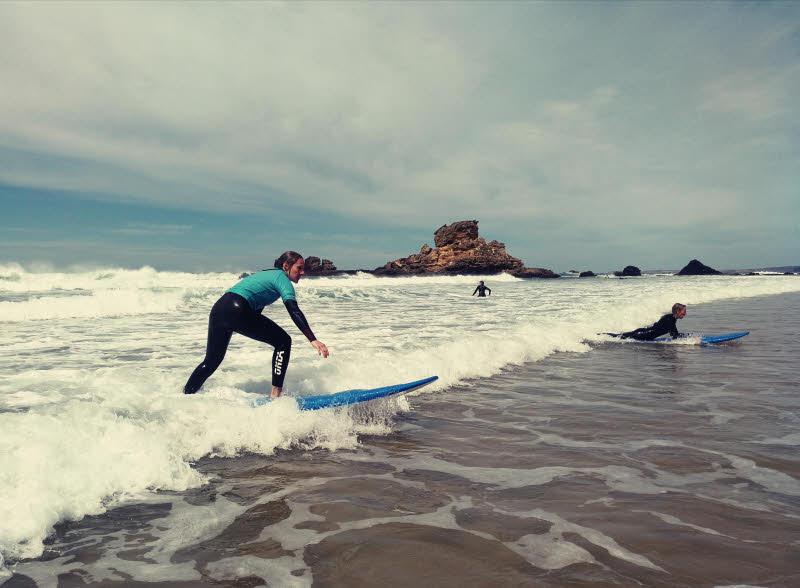 Surfschule Algarve