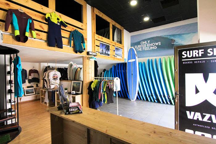 Las Americas Surfkurs