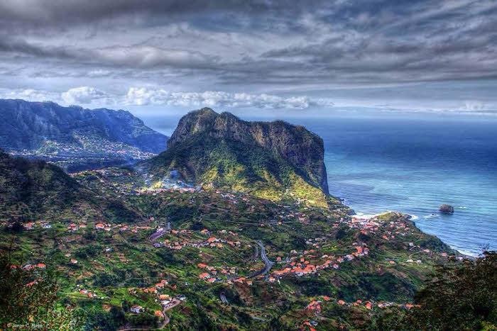 Surfcamp Madeira