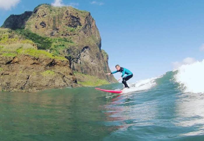 Madeira Surfschule