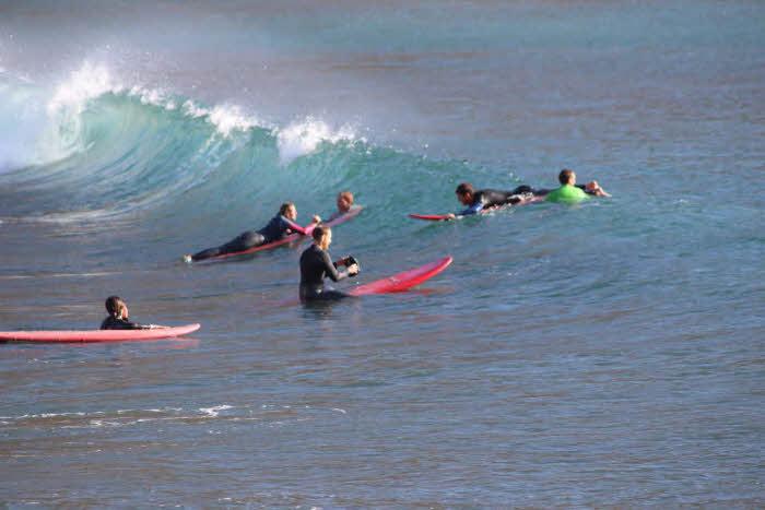 Surfkurse Madeira