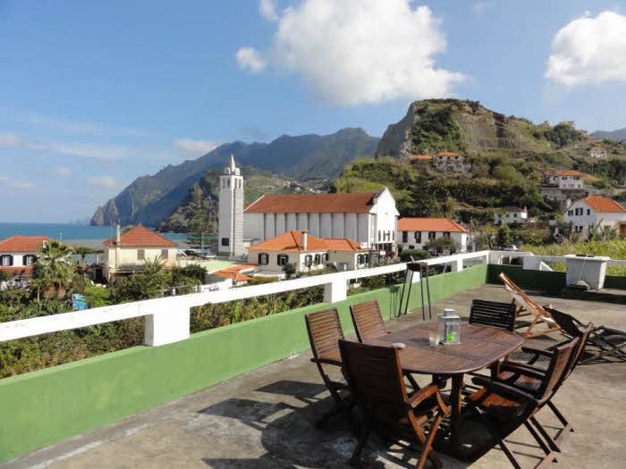 Surfen Madeira Porto da Cruz