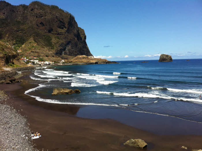 Surfspots Madeira