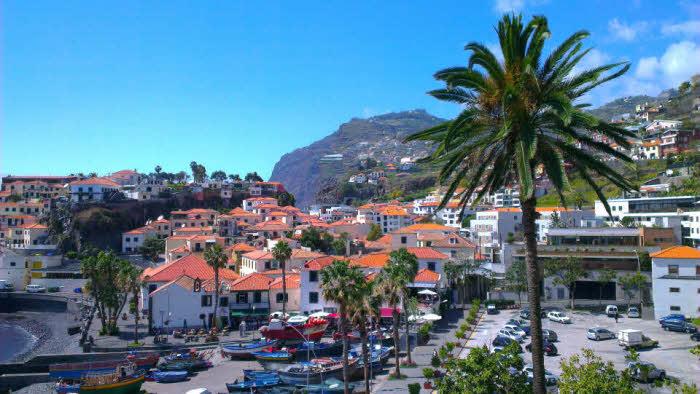 Madeira Surfurlaub