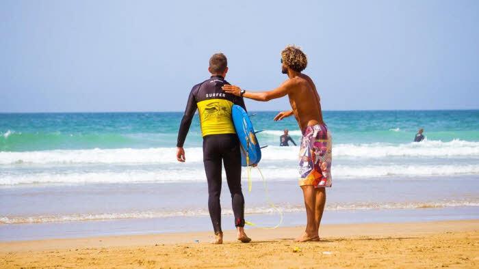 Surfschule Aourir
