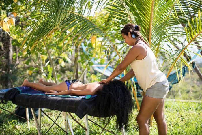 Massage Playa Maderas
