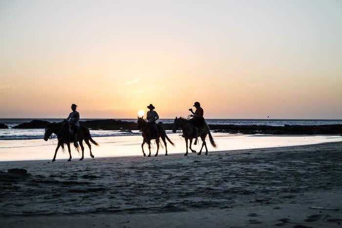 Reiten Playa Maderas
