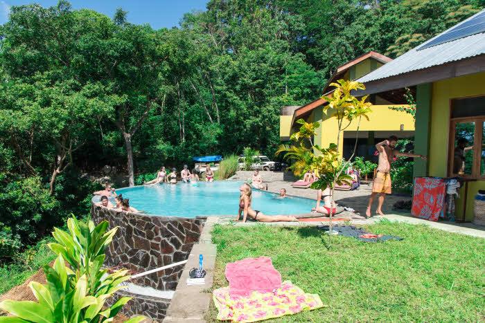 Surfcamp Nicaragua