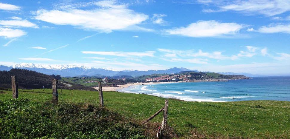 Spanien Surfcamp Surfen